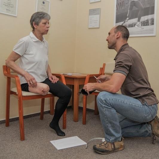 Pravidelné kontroly na protetice