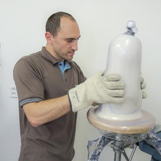 Výroba protézy