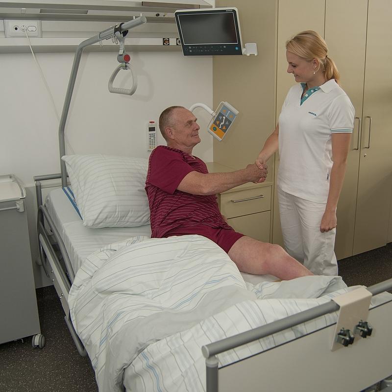 Setkání s fyzioterapeutkou.