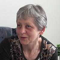 Anna, 63 let, amputace nad kolenem, stupeň aktivity 2.