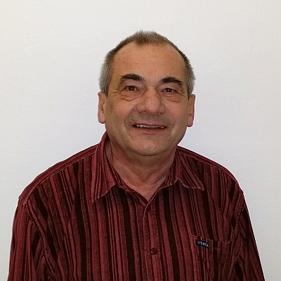 Jan Hanuš, jednatel, ortotik-protetik.