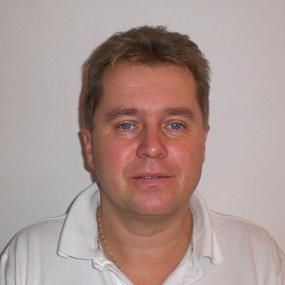 Martin Holub, jednatel, hlavní ortotik-protetik.
