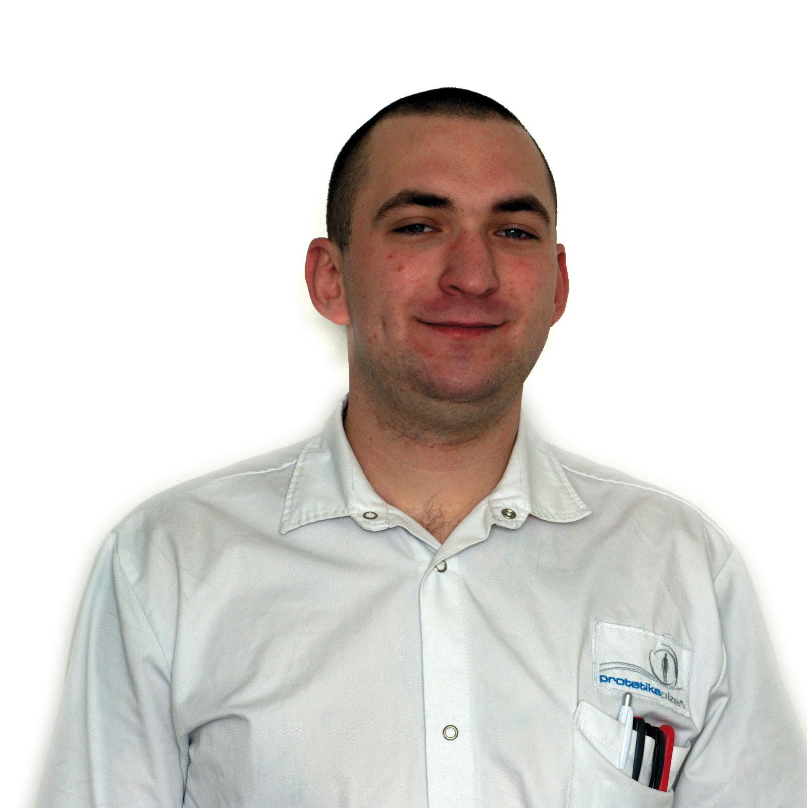Jan Čarnogurský, ortotik-protetik.
