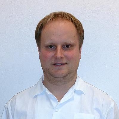 Martin Mužíček, ortotik-protetik.