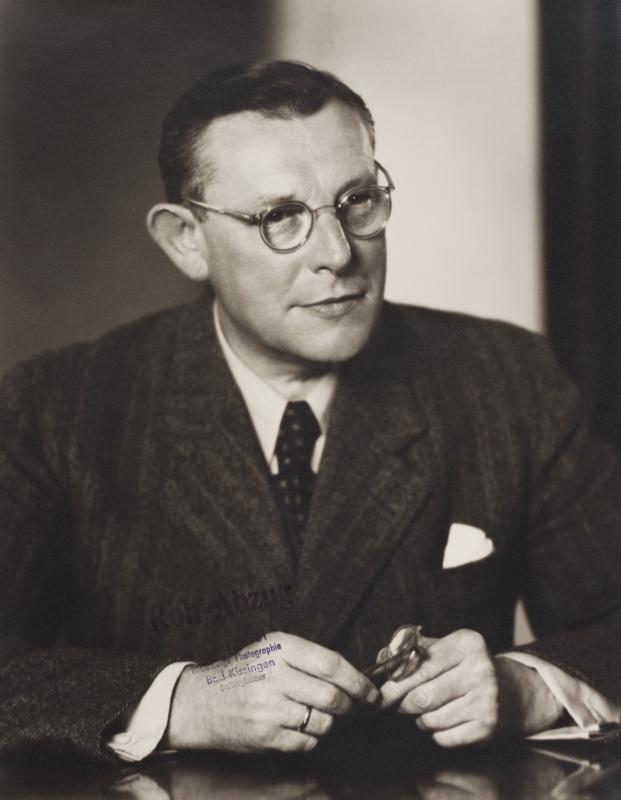 Čtyřicátník Otto Bock (30. léta).