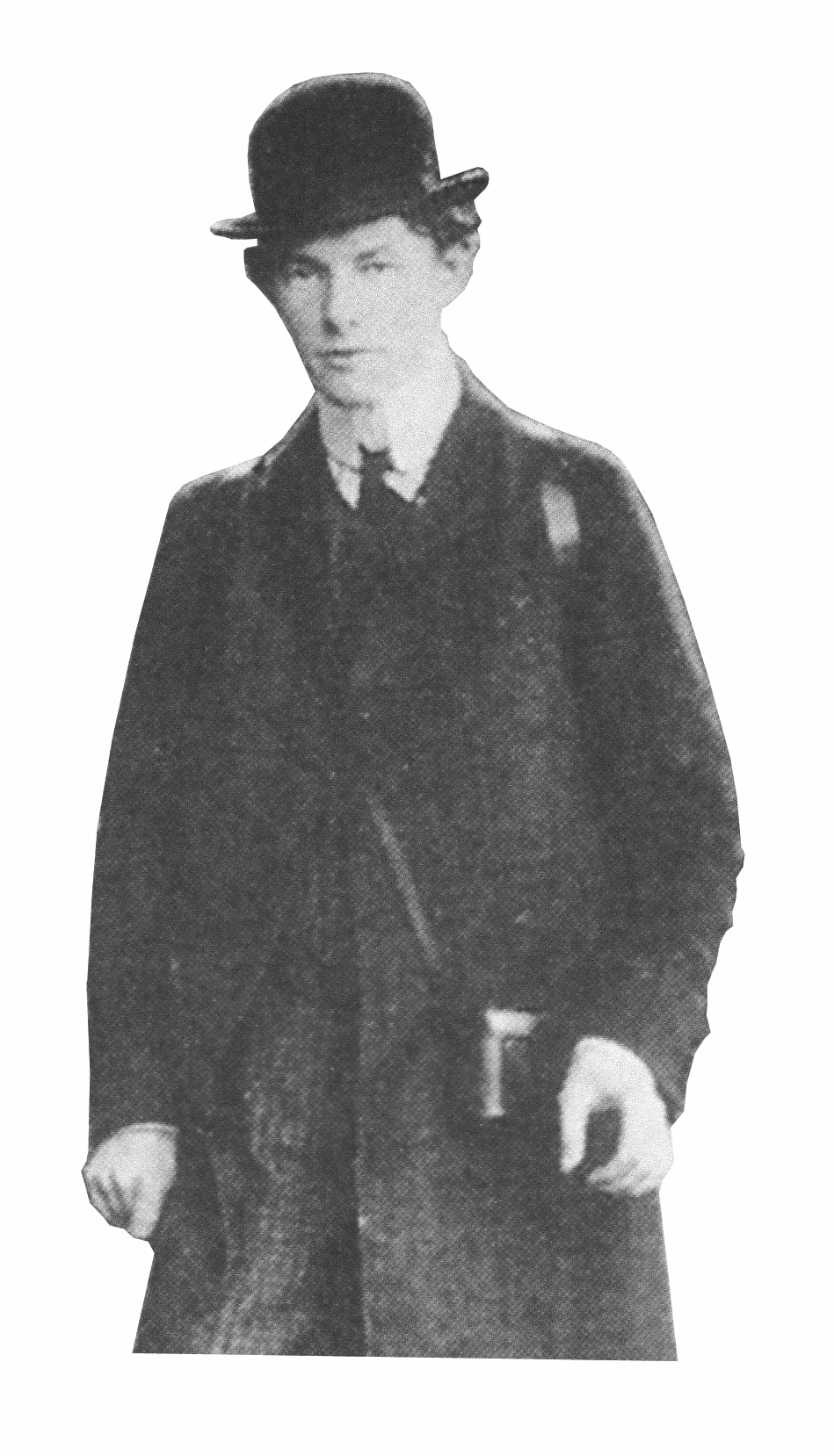 Otto Bock dvacetiletý.