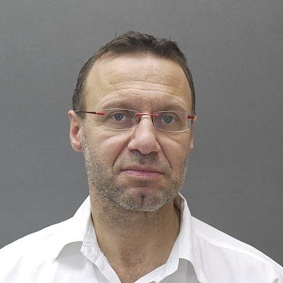 Pavel Fiala, hlavní ortotik-protetik.