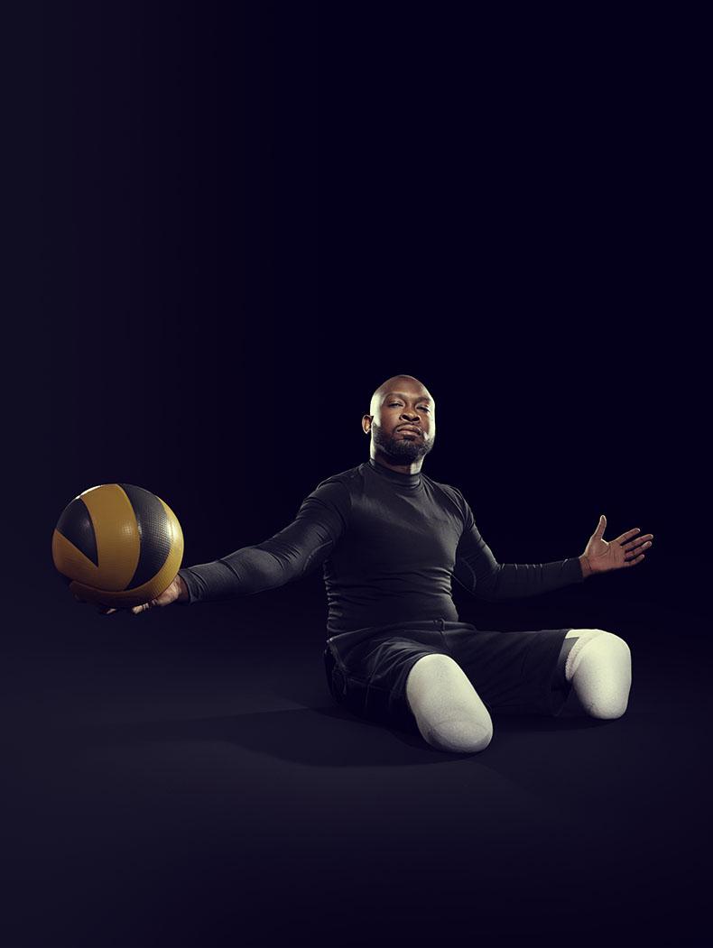 Volejbal v sedě