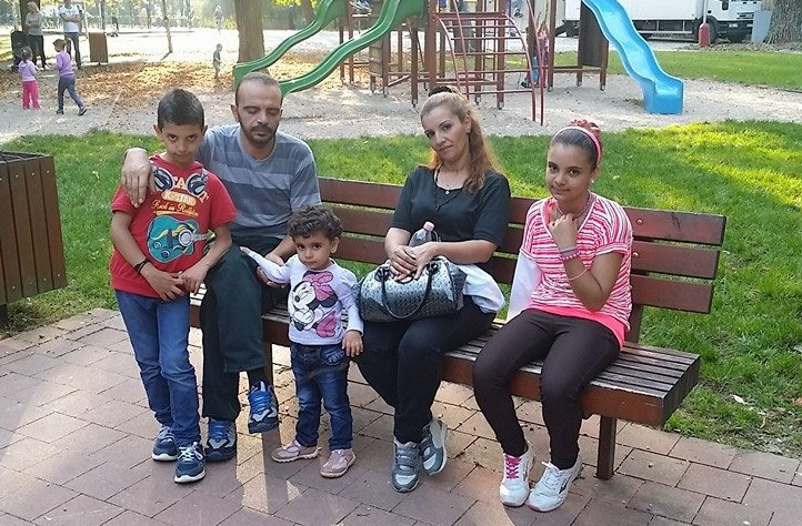 Rodina Shihadových na Slovensku