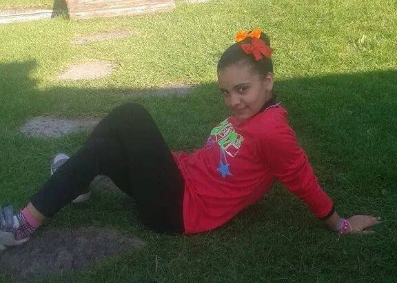 Dnes jedenáctiletá Sidra Shahidová