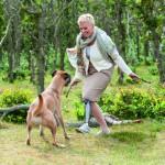 Genium - procházka se psem