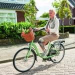 Genium - na kole na nákup