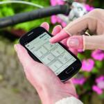 Genium - ovládání přes mobil