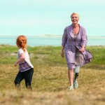 Genium - procházka s vnučkou