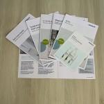 Brožury a prospekty