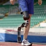 Nadkolenní sportovní protéza - Různé sporty