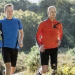 Nadkolenní sportovní protéza - Optimální švihová fáze