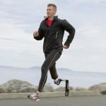 Nadkolenní sportovní protéza - Vysoký návrat energie