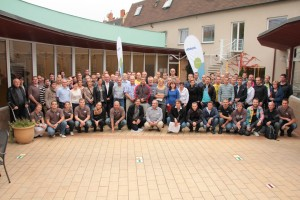 Společná fotografie z Mezinárodního školení Ottobock 2013.