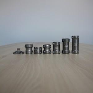 Hliníkové adaptéry
