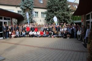 Společná fotografie z Mezinárodního školení Ottobock 2015.