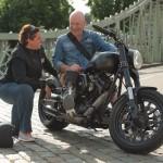 Dynamic Vacuum System - Setkání příznivců Harley