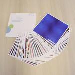 Vzorník a brožura pro termopapíry a dekory