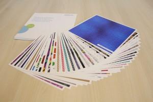 Vzorník designů termopapíry a lůžkové dekory (obj. č. 646M70)
