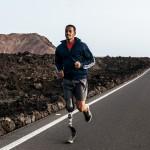 Běžecká protéza s chodidly Runner - Po pevných cestách