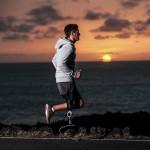 Běžecká protéza s chodidly Runner - Kondiční běh