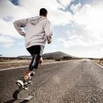 Běžecká protéza s chodidly Runner - Rychlý odpich