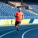 Běžecká protéza s chodidly Runner - Sportovní běh