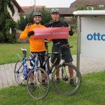 Zafanděte Ottobock týmu na Metrostav Handy Cyklo Maratonu 2016