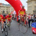 V týmu Praha budil na vysokém kole pozornost Josef Zimovčák