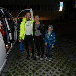 Krásné setkání s rodinami u stadionu Viktorky v Plzni