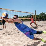 1E95 Challenger - plážový volejbal