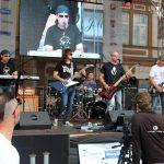 Hudební produkci obstarala kapela Vesper