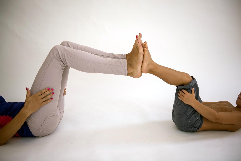 Cvičení s Nicolou