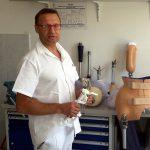 Protetičtí profíci | Pavel Fiala, CTO (Č. Budějovice)