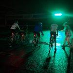 I přes neustálý déšť dorazil tým B do Mostu, kde ho čekala časovka družstev přímo na autodromu.