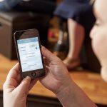 1C66 Triton Smart Ankle - Ovládání pomocí mobilní aplikace