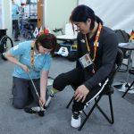 Ottobock uzavřel dílnu v paralympijské vesnici po 410 opravách