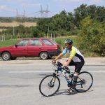 David letos pokořil 185 km se dvěma protézami.