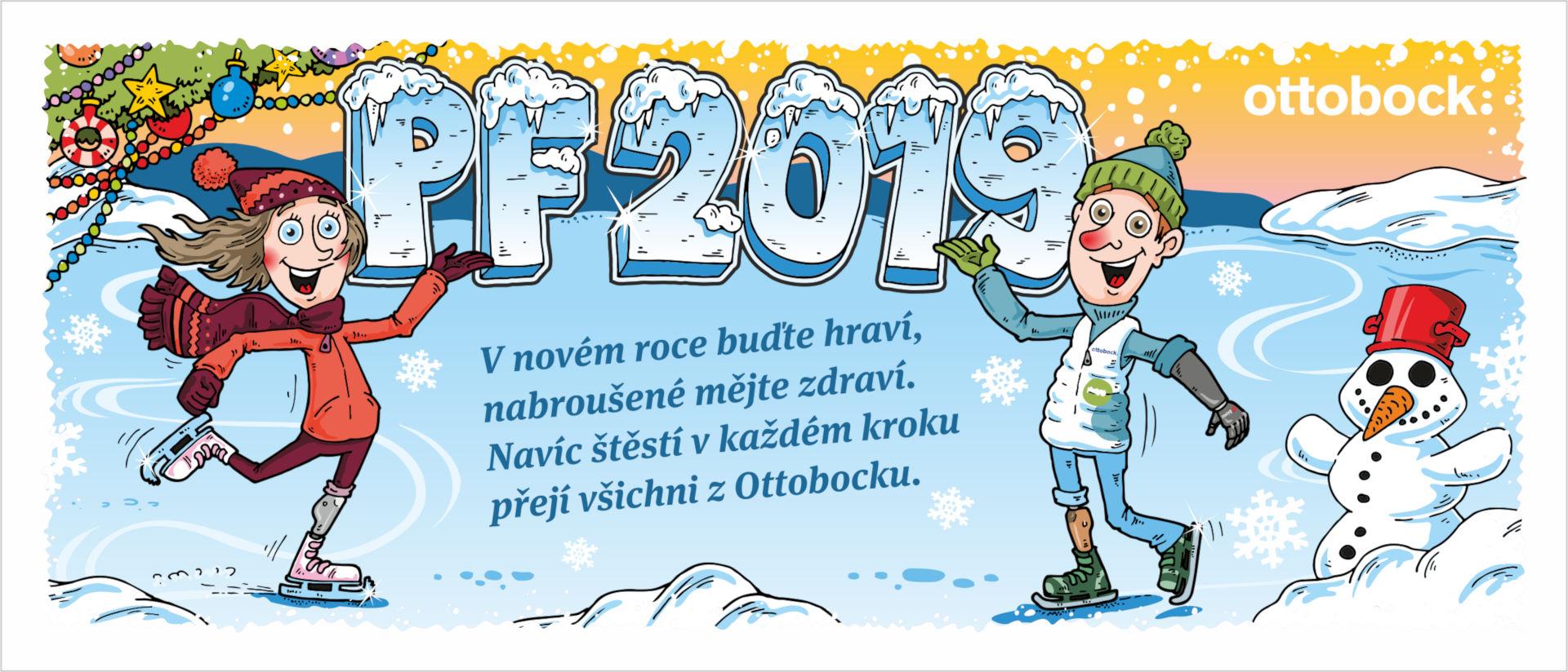 Ottobock PF 2019