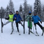4 amputovaní lyžaři testovali ProCarve | Školení ProCarve