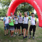 Evčo, maraton jsme došlapali pro tebe, těš se na medaili! :-)