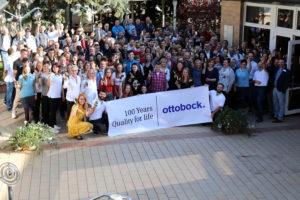 7. mezinárodní školení Ottobock, Hustopeče 2019